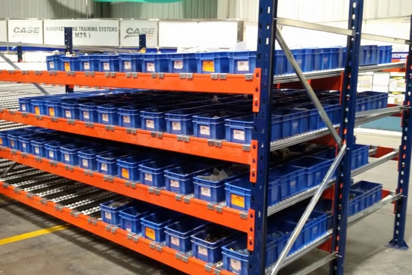 FIFO Storage Racking