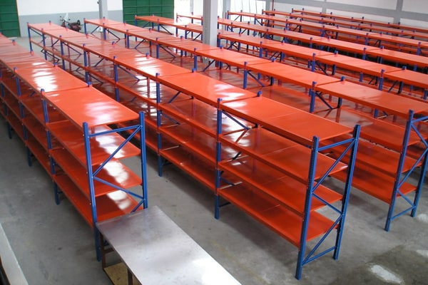 Medium Duty Shelving Rack