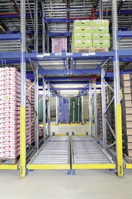 Reco Conveyor Racking